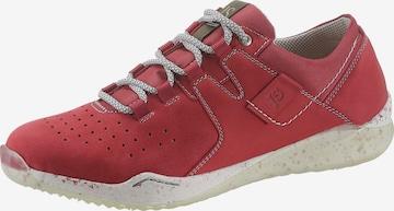 JOSEF SEIBEL Sneaker in Rot