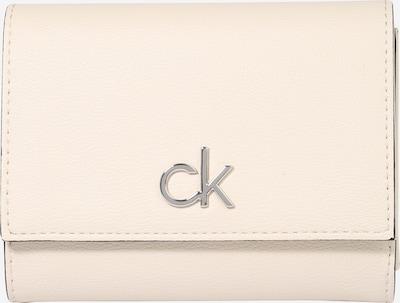 Calvin Klein Portemonnaie in wollweiß, Produktansicht