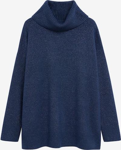MANGO Pullover 'Polar' in blau, Produktansicht