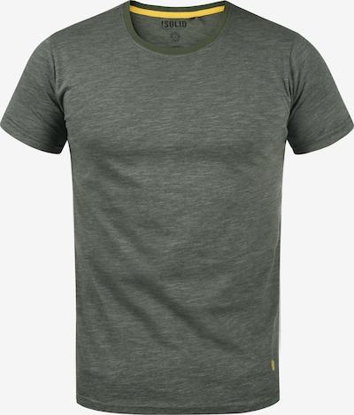 !Solid Rundhalsshirt 'Ned' in grün, Produktansicht