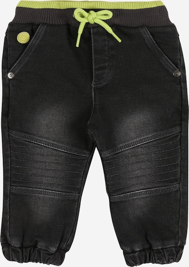 Jeans Boboli pe denim negru, Vizualizare produs