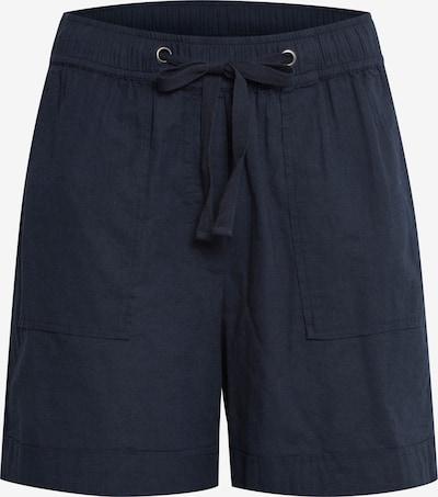 Fransa Shorts in blau / navy / dunkelblau, Produktansicht