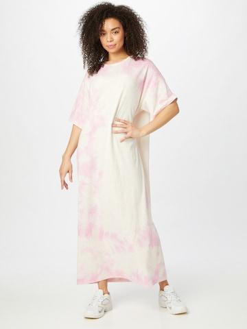 Damson Madder Šaty - ružová