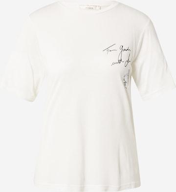 Guido Maria Kretschmer Collection Shirt 'Elisa' in White