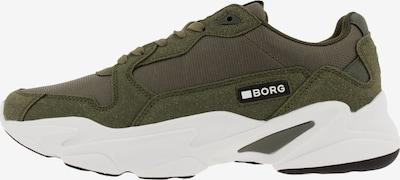 BJÖRN BORG Sneaker in khaki, Produktansicht
