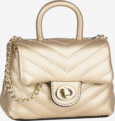 Seidenfelt Manufaktur Handtasche in gold, Produktansicht