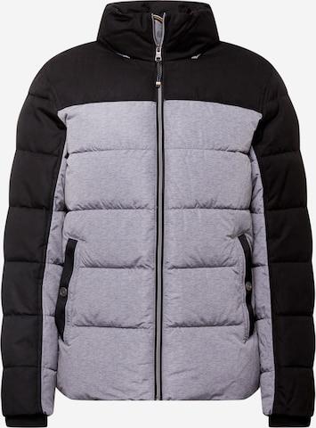 TOM TAILOR Overgangsjakke i grå