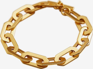 MANGO Armbånd 'Mutis' i gull