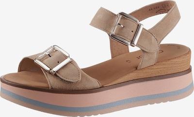 GABOR Sandale in sand, Produktansicht
