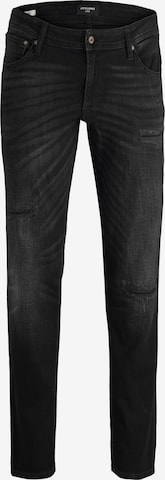 Jack & Jones Plus Jeans 'GLENN' in Black