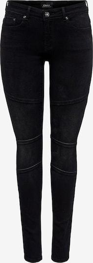ONLY Jeans 'ONLPAOLA' in black denim, Produktansicht