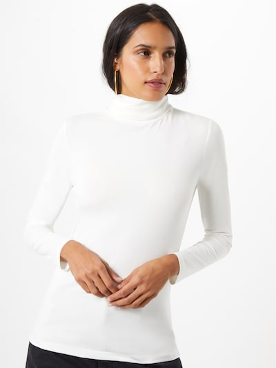 s.Oliver Shirt in weiß, Modelansicht