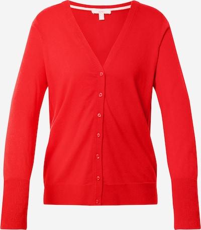 ESPRIT Cárdigan en rojo, Vista del producto
