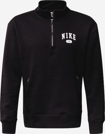 Nike SB Sportisks džemperis melns / balts, Preces skats
