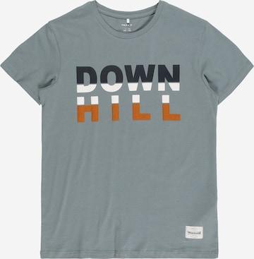 T-Shirt 'LENARD' NAME IT en gris