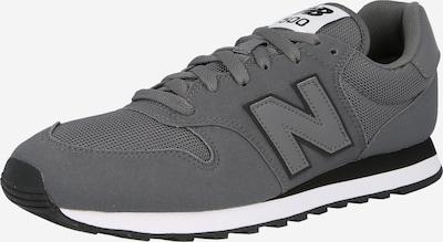 szürke / fekete new balance Rövid szárú edzőcipők, Termék nézet