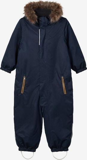 NAME IT Schneeanzug 'Snow10' in dunkelblau, Produktansicht