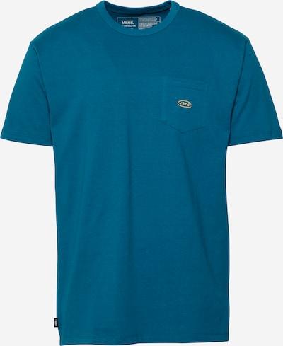 VANS Tričko 'OFF THE WALL' - modrá / světle žlutá, Produkt