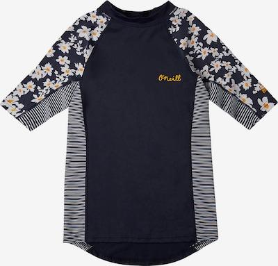 O'NEILL Shirt in dunkelblau / goldgelb / weiß, Produktansicht