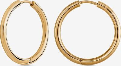 FAVS Ohrringe in gold, Produktansicht