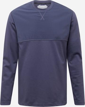 adidas Golf Funkčné tričko - Modrá