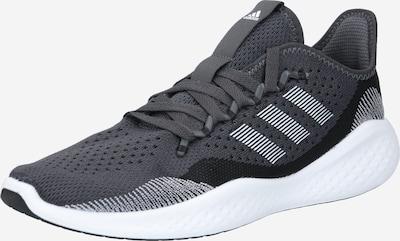 ADIDAS PERFORMANCE Chaussure de course 'Fluidflow 2.0' en gris clair / gris foncé / noir / blanc, Vue avec produit