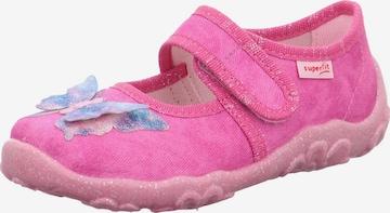 rozā SUPERFIT Mājas apavi 'BONNY'