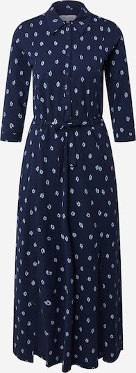 Thought Robe-chemise 'ROMESHKA' en bleu marine / blanc, Vue avec produit
