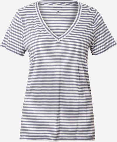 Madewell Camiseta en azul / blanco, Vista del producto