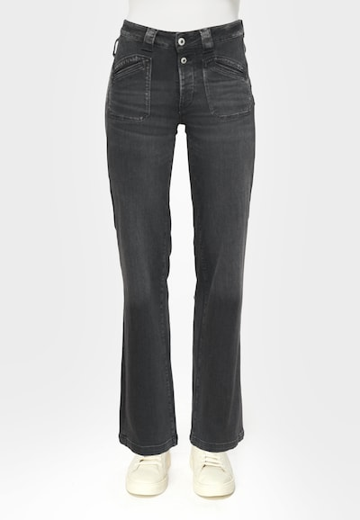 Le Temps Des Cerises Jeans 'PULPHIFL' in grey denim, Modelansicht