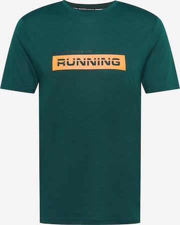 ENDURANCE Sportshirt 'Carbont' in Grün