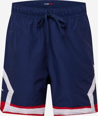 Pantaloni 'Paris Saint-Germain Jumpman' Jordan pe bleumarin / roși aprins / alb, Vizualizare produs
