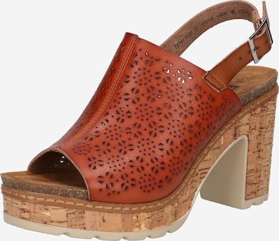 Sandalo Refresh di colore ruggine, Visualizzazione prodotti