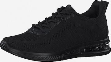 s.Oliver Sneakers in Black