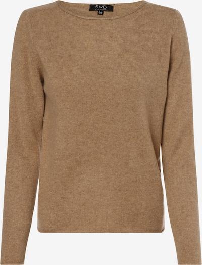 SvB Exquisit Pullover in braun, Produktansicht