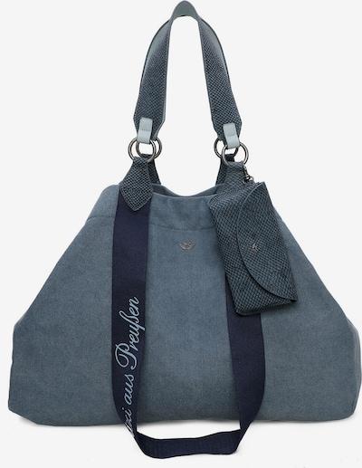 Fritzi aus Preußen Tasche in blau, Produktansicht