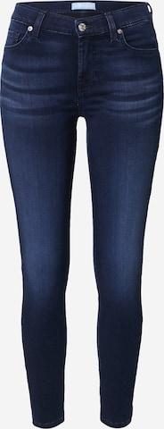 7 for all mankind Jeansy w kolorze niebieski