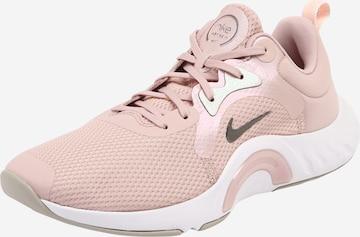 NIKE Spordijalats 'In-Season', värv roosa