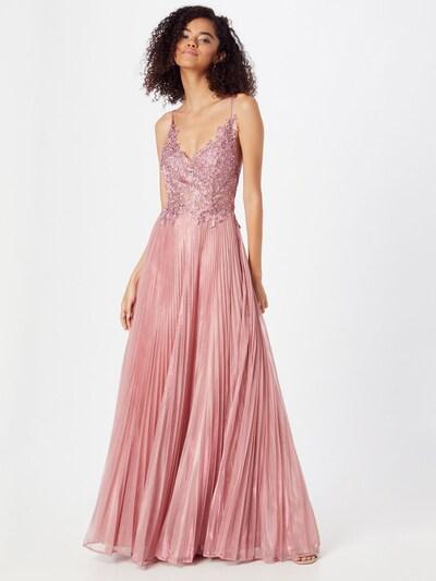 LUXUAR Abendkleid in rosa, Modelansicht