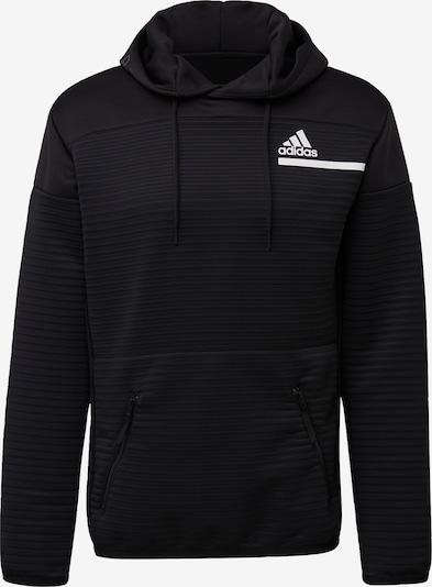 ADIDAS PERFORMANCE Hoodie in schwarz, Produktansicht