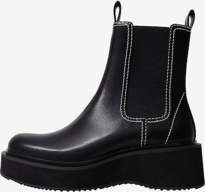 MANGO KIDS Stiefelette in schwarz, Produktansicht