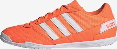 ADIDAS PERFORMANCE Voetbalschoen 'Super Sala' in de kleur Sinaasappel / Wit, Productweergave