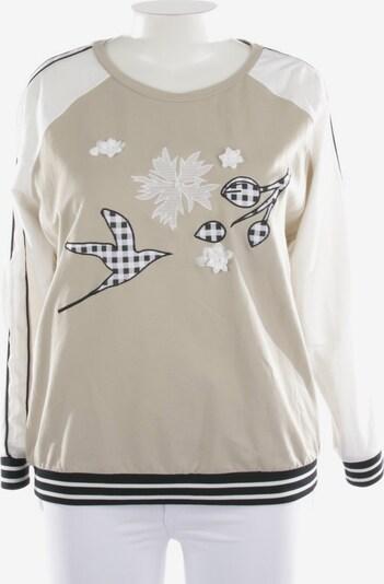 Sportalm Kitzbühel Sweatshirt / Sweatjacke in XXL in beige, Produktansicht