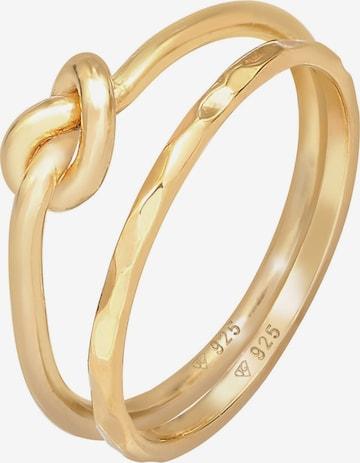 ELLI Jewelry Set in Gold