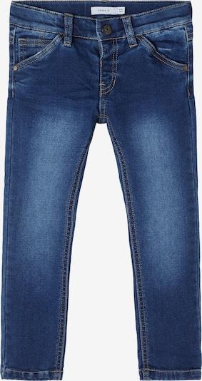 Jeans 'ROBIN ABRUS' NAME IT pe albastru denim, Vizualizare produs