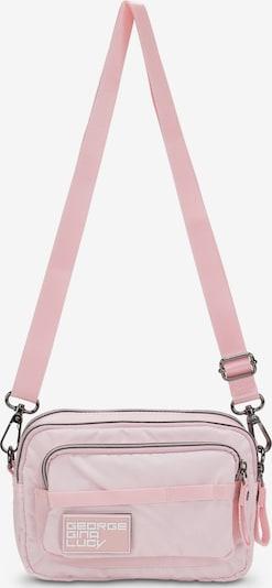George Gina & Lucy Umhänge- und Gürteltasche 'LOVE LETTERS' in pink / rosa, Produktansicht