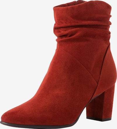 MARCO TOZZI Bootie in Fire red, Item view