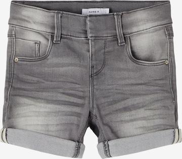 NAME IT Jeans 'Salli' in Grey