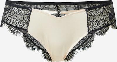 LingaDore Spodnje hlačke | črna / bela barva, Prikaz izdelka