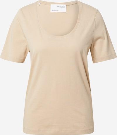 SELECTED FEMME Тениска в бежово, Преглед на продукта